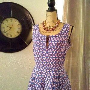 Tory Burch Dresses - Tory Burch linen dress sz 12
